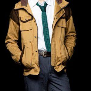 Haru Kato Fugou Keiji Balance Jacket