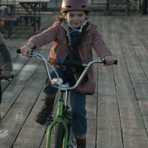 Hilde Lisko Home Before Dark Season 2 Brooklynn Prince Corduroy Jacket