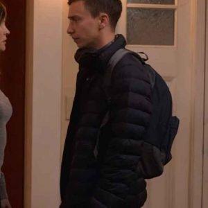 Atypical Season 02 Sam Gardner Puffer Jacket