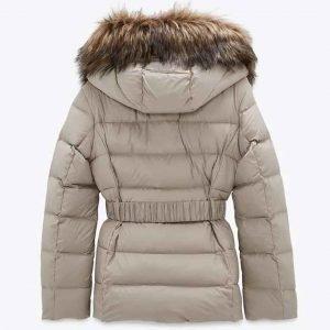 Landry Bender The Republic of Sarah Bella Whitmore Puffer Hood Jacket