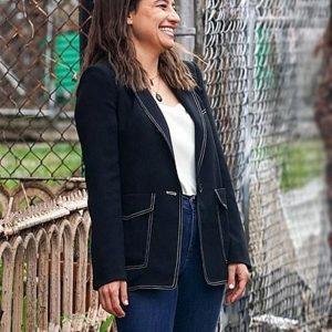 False Positive Ilana Glazer Blazer Lucy False Positive Coat