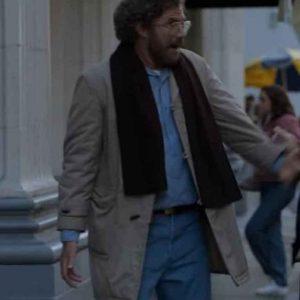 Will Ferrell The Shrink Next Door 2021 Coat