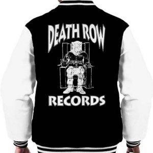 Death Row Records Jacket