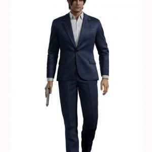 Leon Kennedy Game Resident Evil: Infinite Darkness Suit