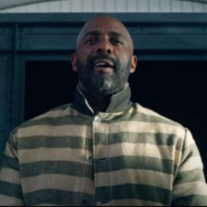 Rufus Buck The Harder They Fall 2021 Prisoner Suit