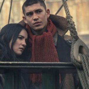Shadow and Bone Malyen Oretsev Trench Wool Coat