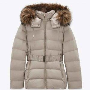 The Republic of Sarah Bella Whitmore Puffer Jacket