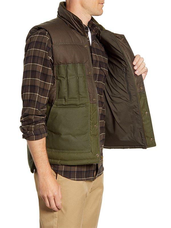 Virgin River Season 3 Puffer Vest for Mens