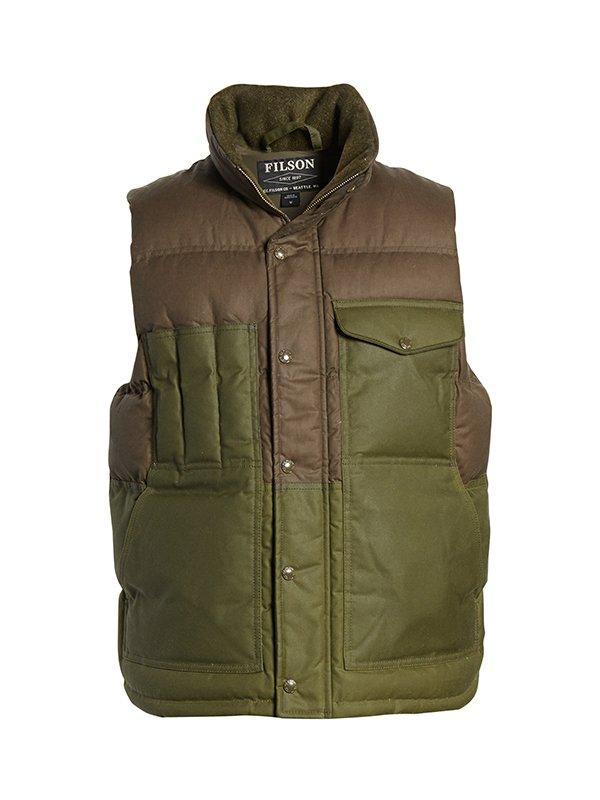 Mens Puffer Virgin River Season 3 Vest for Sale