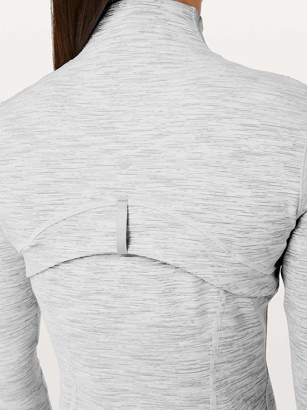 Alexandra Breckenridge Virgin River S03 White Zip Jacket