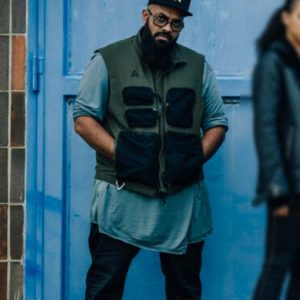 Guz Khan Army of Thieves 2021 Rolph Cotton Vest