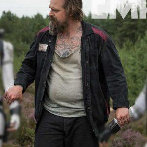 Alexei Shostakov Jacket Black Widow 2021 David Harbour Jacket