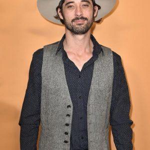 Ryan Bingham TV Series Yellowstone Event Wool Vest