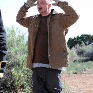 Breaking Bad Jesse Pinkman Brown Jacket