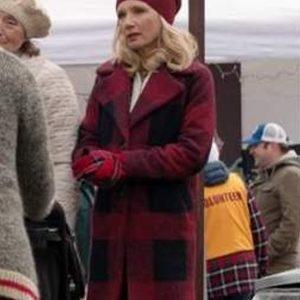 Virgin River Season 3 Muriel Red Coat