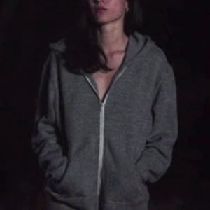 kelsey-chow-yellowstone-monica-dutton-grey-hoodie-jacket-2