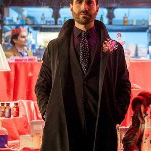 Brett Goldstein Ted Lasso Coat
