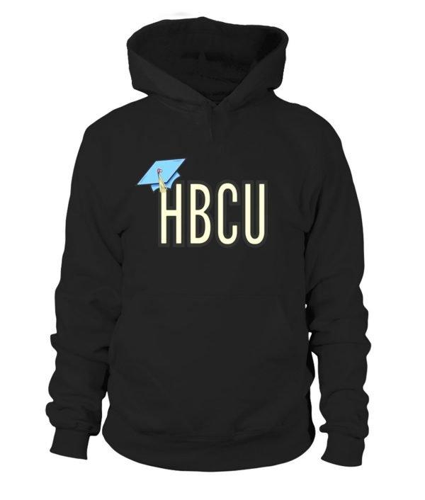 Hbcu Week Black Pullover Hoodie Jacket