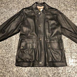 Loro Piana Jacket Real Leather