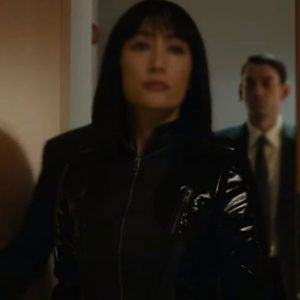 The Protege Anna Leather Jacket
