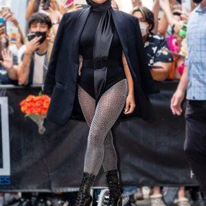 Lady Gaga Black Blazer