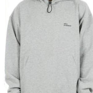 Ted Lasso Make Rebecca Great Again Grey Pullover Hoodie