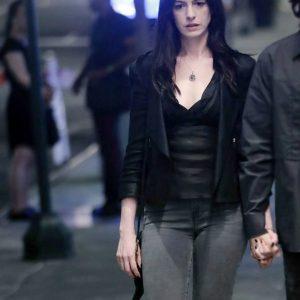 Rebekah Neumann TV Series Wecrashed Black Leather Jacket