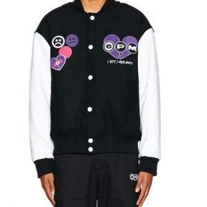 6pm Season College Varsity Jacket