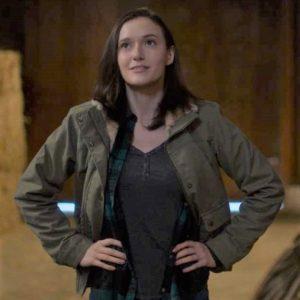 Chyler Leigh TV Series Supergirl Season 6 Alex Danvers Cotton Jacket