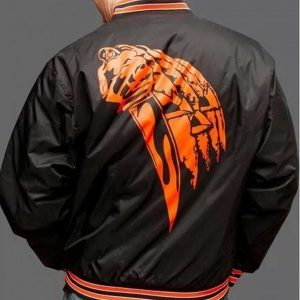 Nylon Bomber Halloween 78 Jacket