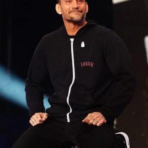 Black CM Punk Larry Hoodie