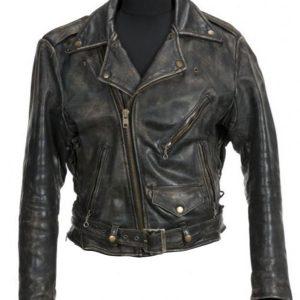 Dirty Dancing Patrick Swayze Leather Jacket