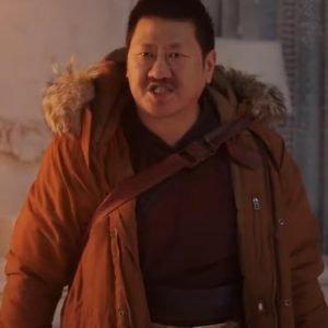 Wong Spider-Man: No Way Home 2021 Benedict Wong Parka Jacket