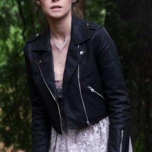 Supergirl Season 6 Nia Nal Leather Jacket