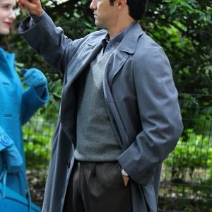 The Marvelous Mrs. Maisel Milo Ventimiglia Trench Coat