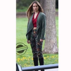 Genesis Rodriguez TV Series The Umbrella Academy Season 03 Sloane Jacket