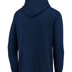 Houston Astros Blue Zip Up Hoodie