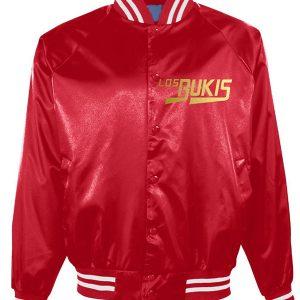 Los Bukis Satin Jacket
