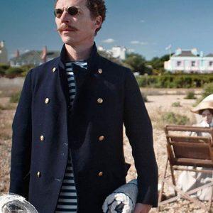 Benedict Cumberbatch The Electrical Life Of Louis Wain 2021 Blue Blazer