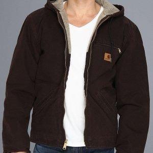 mike-work-in-progress-gerard-neugent-brown-carhartt-jacket