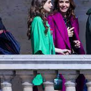 Emily-In-Paris-Lily-Collins-Green-Coat