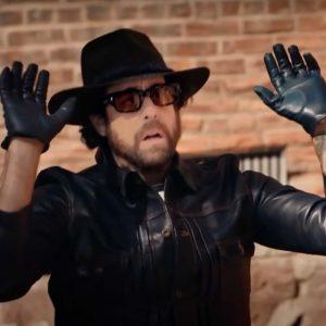 Harry Keshegian TV Series The Equalizer S02 Black Leather Jacket