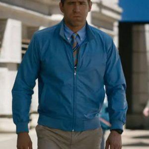 free-guy-ryan-reynolds-blue-bomber-jacket